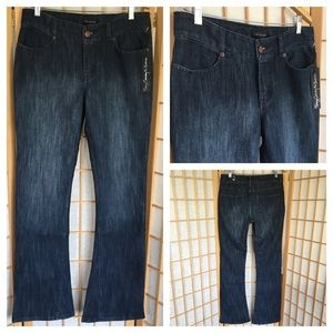 NWT The Limited Sexy Cassidy Fit Bootcut Jean 10L